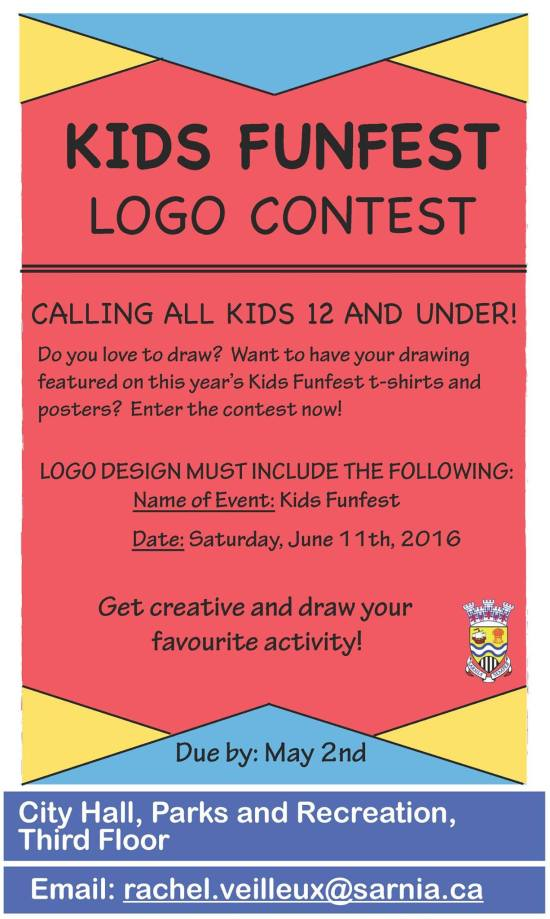 Kids Funfest Logo Contest