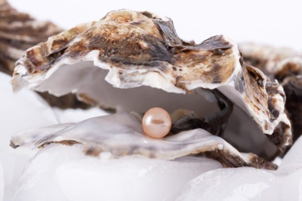 oyster-pearl