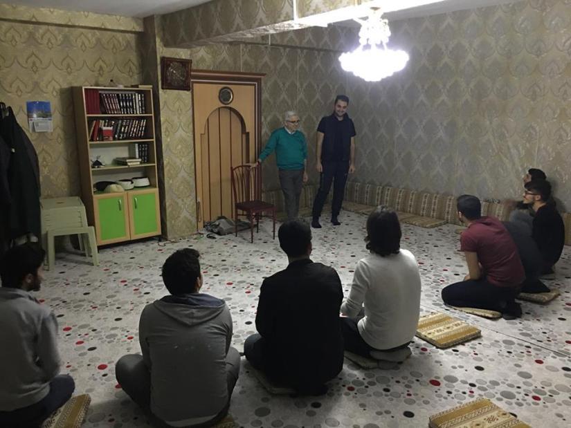 Türkiye Diyanet Vakfı Isparta Erkek Öğrenci Yurdu