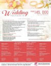 Wedding And Reception Packages In Cebu City - Wedding Package, Complete Ithaca Wedding Package The Statler Hotel
