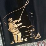 fisherman engraving