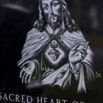 Jesus engravings for tombstones