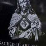 Jesus engravings for tombstones