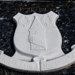 everton badge headstone
