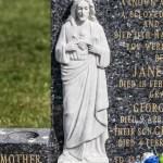 Jesus figures for gravestones