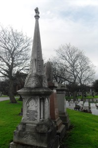 Second Lieutenant Iowerth Ap Roland Owen, Anfield Cemetery, Liverpool