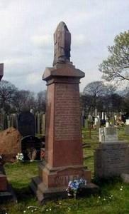 Henry Tingle Wilde Gravestone