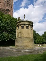 Huskisson Monument, St James Cemetery