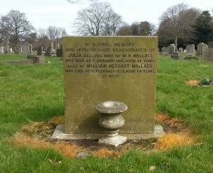 Wallace Murder Grave Anfield Cemetery