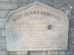 West Derby Cemetery
