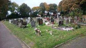 Prescot Cemetery