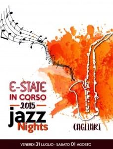 disñeo cartel Jazz Cerdeña - Estudio de diseño Alicante
