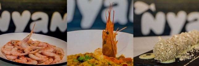 Fotografía corporativa en Benidorm para el restaurante Nyam Casual Food