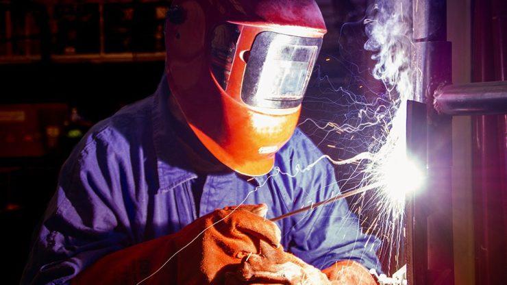 Publicidad para concurso de soldadura provincial de Alicante para Instituto Tecnológico del Metal