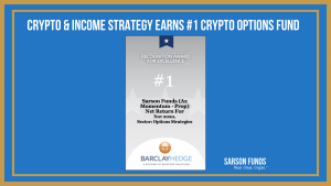 Crypto & Income Strategy Earns Best Returns in Class