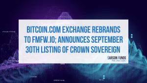 Crown Sovereign FMFW