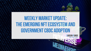 Weekly crypto update -