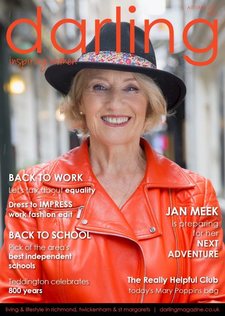 Darling Magazine feature about Image Consultancy services