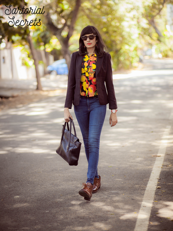 Outfit of the Day Sartorial Secrets