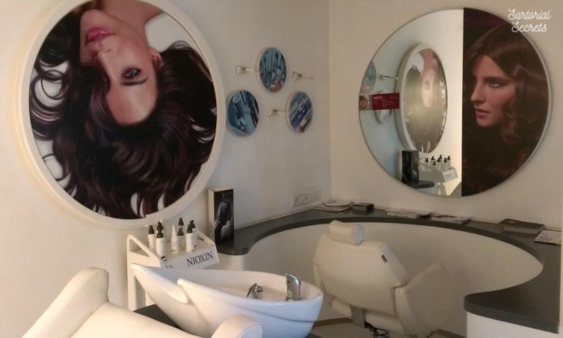 SP Alchemy Hair Treatment Review - Bodycraft Salon