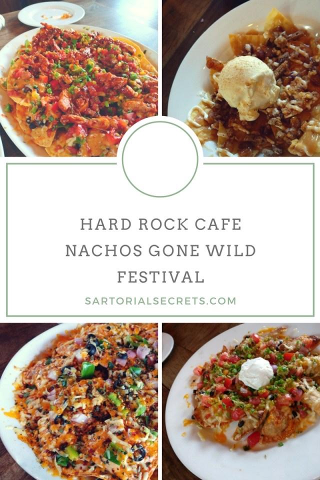 Nachos Gone Wild At Hard Rock Cafe Bangalore