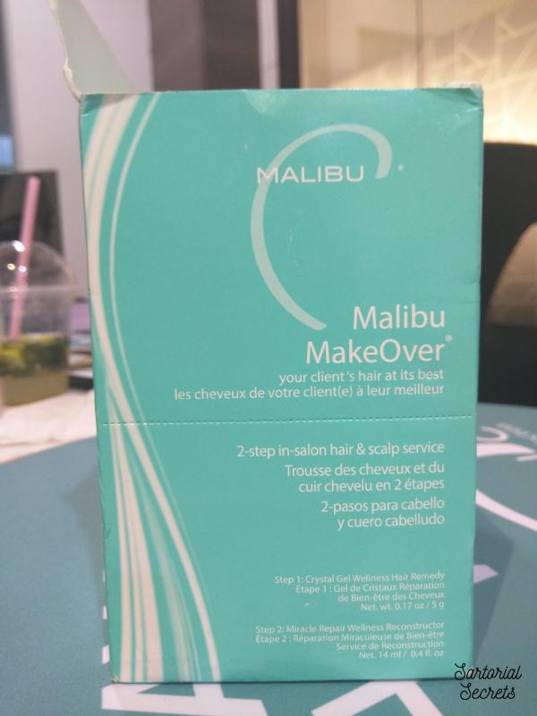 Say Goodbye to Damaged Tresses With The Malibu C Treatment!