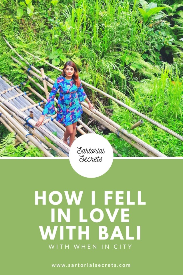 How I Fell In Love With Bali - Part 2 of the Series