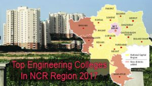 Top Engineering Colleges in NCR Region 2017