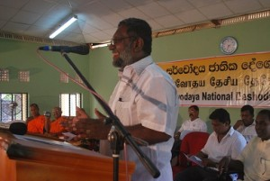 KL GUnawardane_Deputy Executive Director