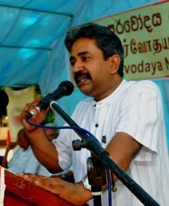 Dr. Vinya Ariyaratne