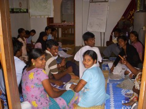 Sarvodaya Health Training