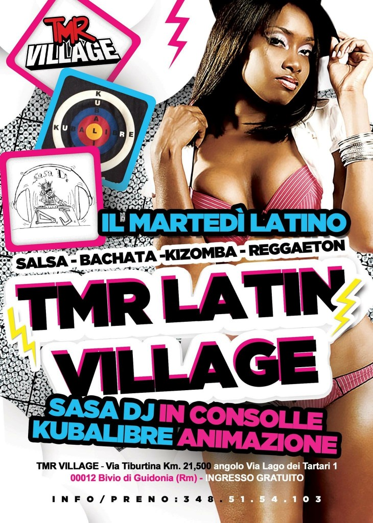 TMR Latin Village 2016