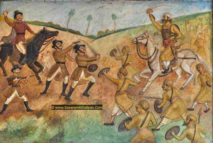 Veer Kunwar Singh 1857 Struggle