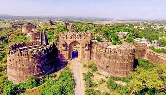 rohtas is a 16th century