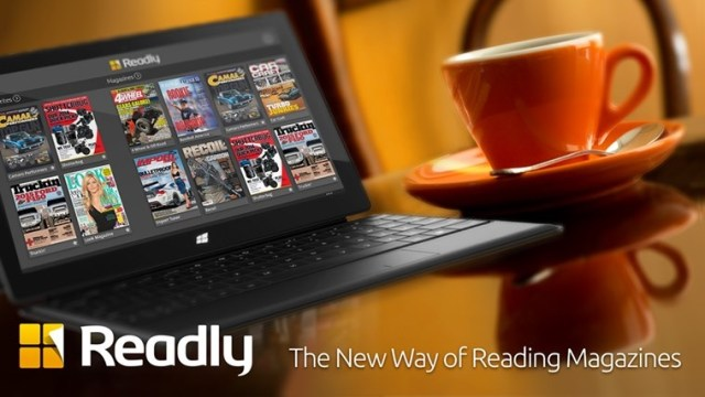 Readly - My favorite APP!