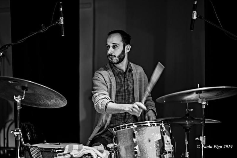 Alessandro Cau - Mattep Lepne Live - Ex-Vetreria - Paolo Piga - 2019 - live report - Sa Scena Sarda
