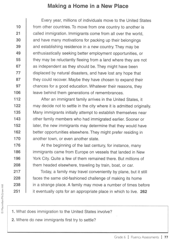 Worksheet Reading Fluency Worksheets Grass Fedjp Worksheet Study Site