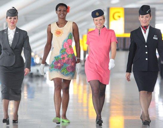 Fashion In Flight_BritishAirways