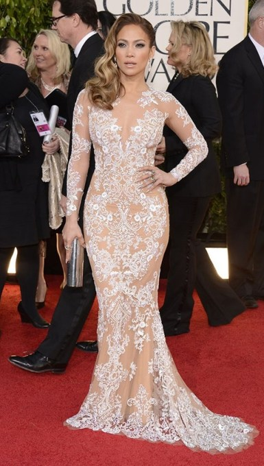 Golden Globes Jennifer Lopez