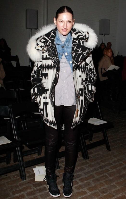 Style Spotlight: Jenna Lyons