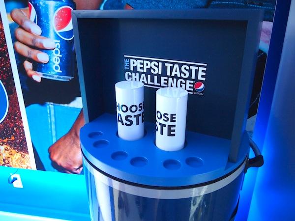Pepsi Taste Challenge Toronto