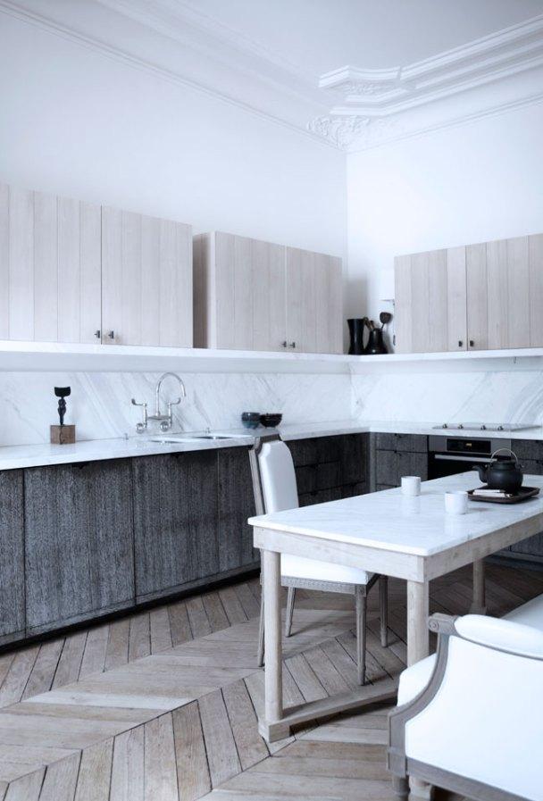 Gilles & Boissier Parisian Apartment