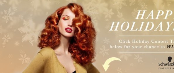 Schwarzkopf Holiday Contest