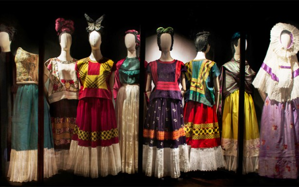 Frida Kahlo Vogue Exhibit