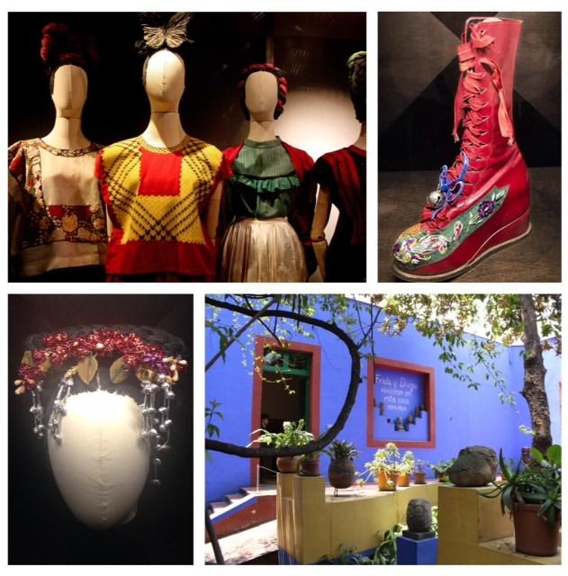 Frida Kahlo Dress Exhibit