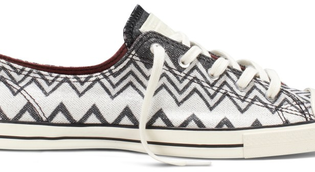 Converse Missoni All Star Fancy