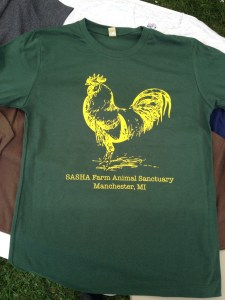 rooster-tee-shirt-green