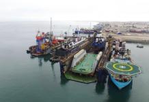 EBHNAM Dry Dock docks Angolan Dry Dock