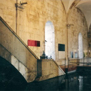 Mãe d'água · Lisboa   antigua cisterna de abastecimiento a la ciudad