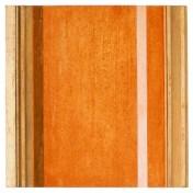 #06 | 50 x 50 cm | óleo sobre tabla y listones de madera de sapelli y limoncillo